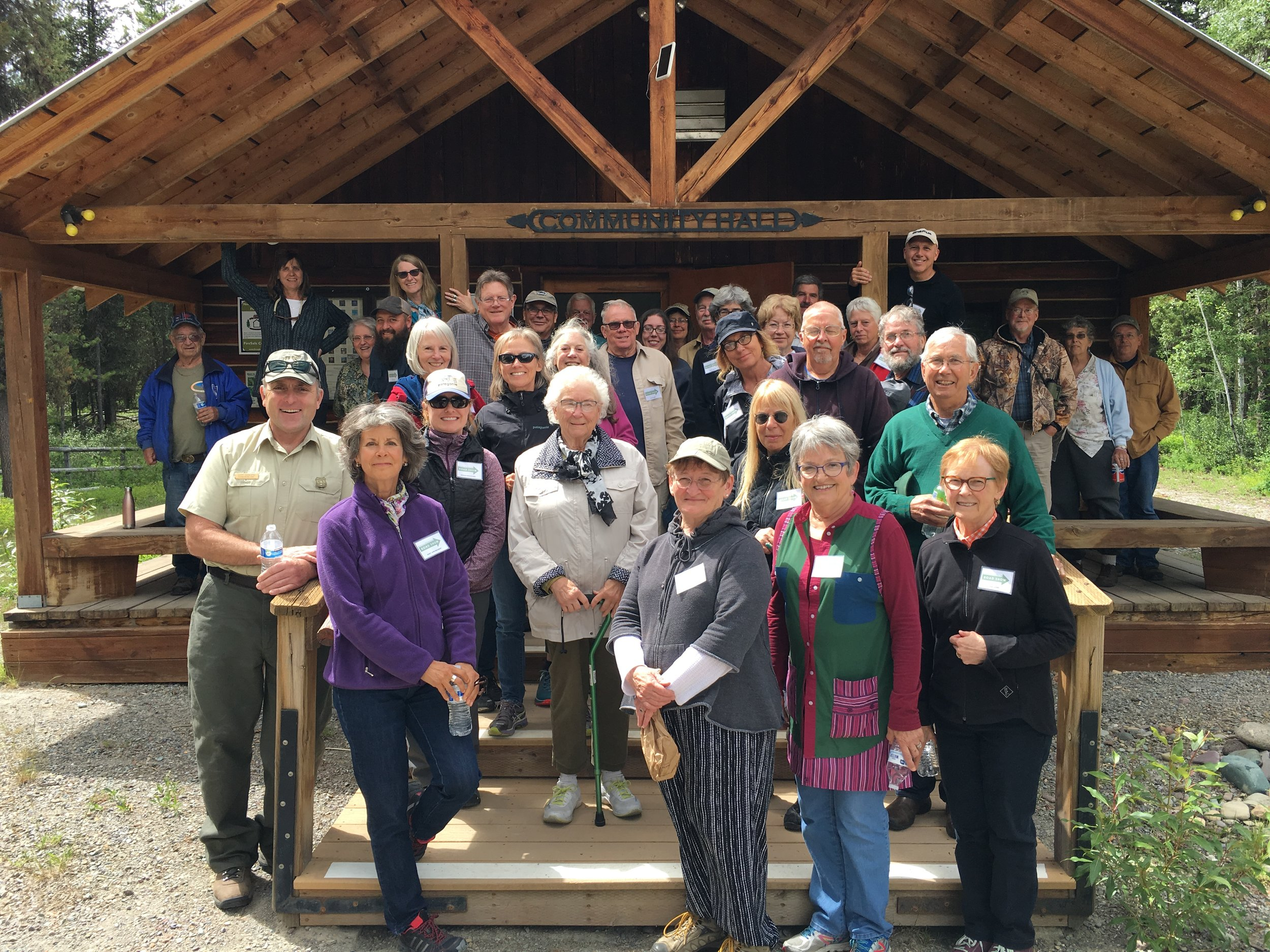 Up the North Fork Tour