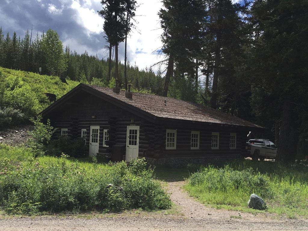 Polebridge Ranger Station