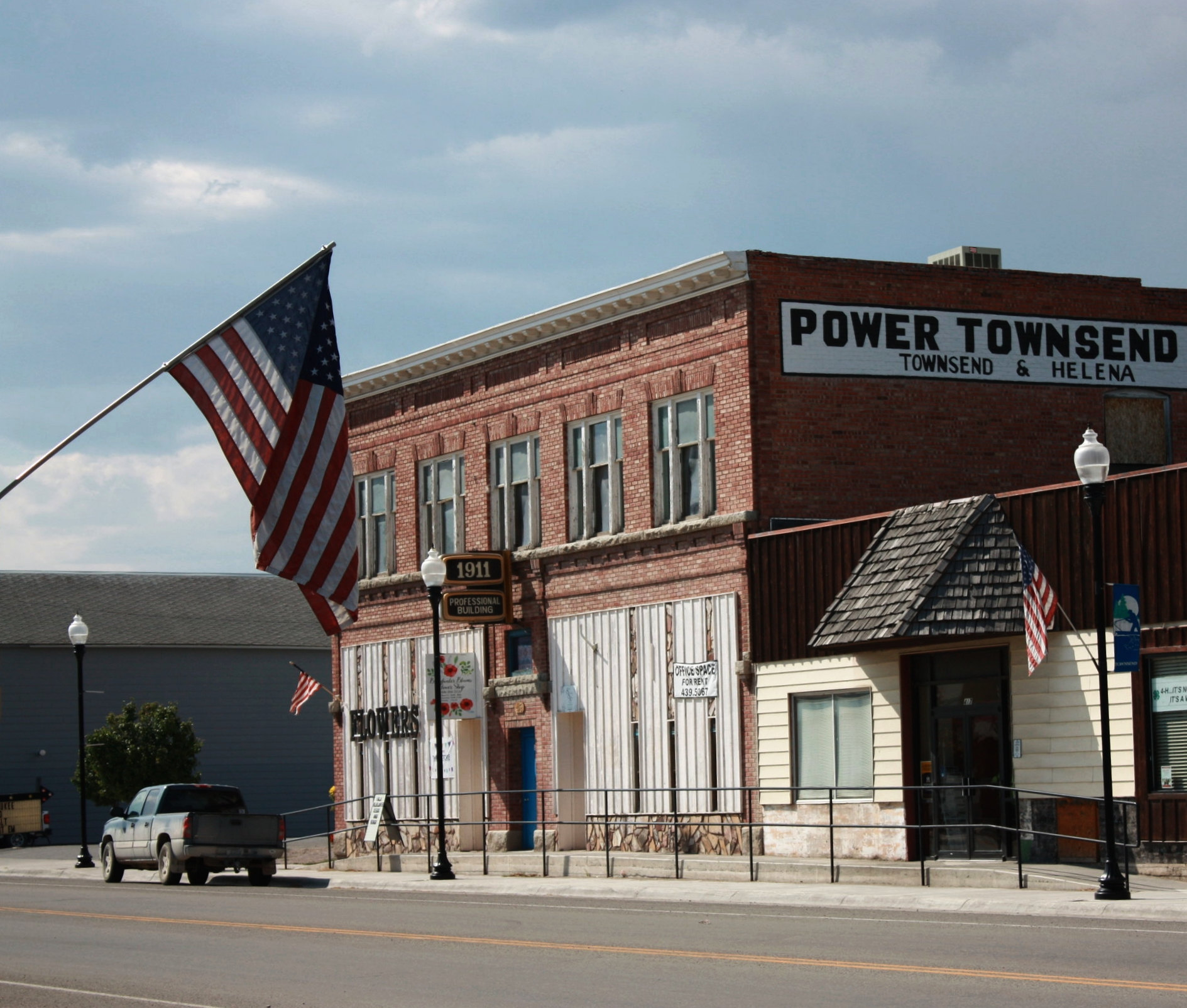 Townsend Hardware Building, Townsend