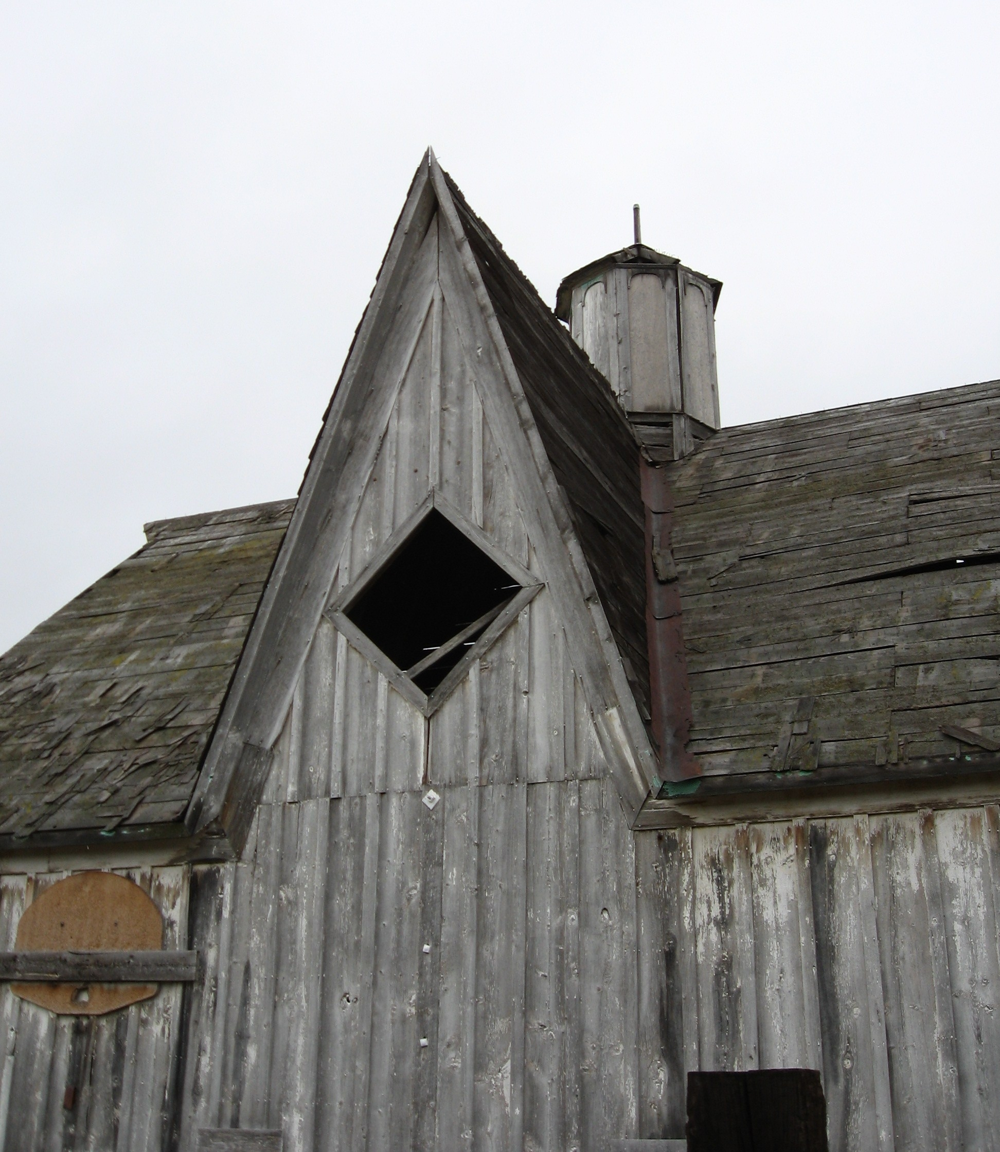 Grose Barn gable.JPG