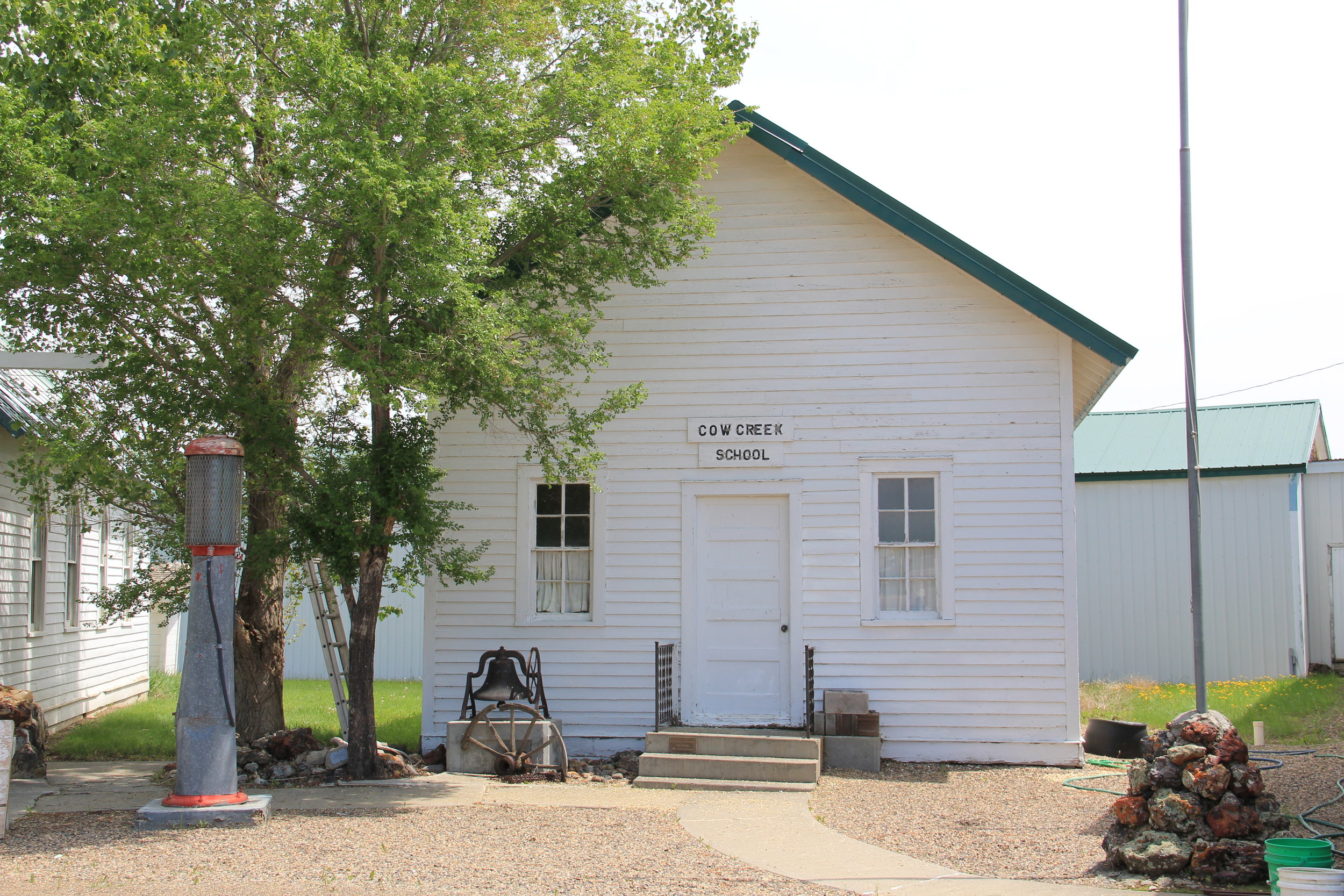 McCone County Museum, Circle