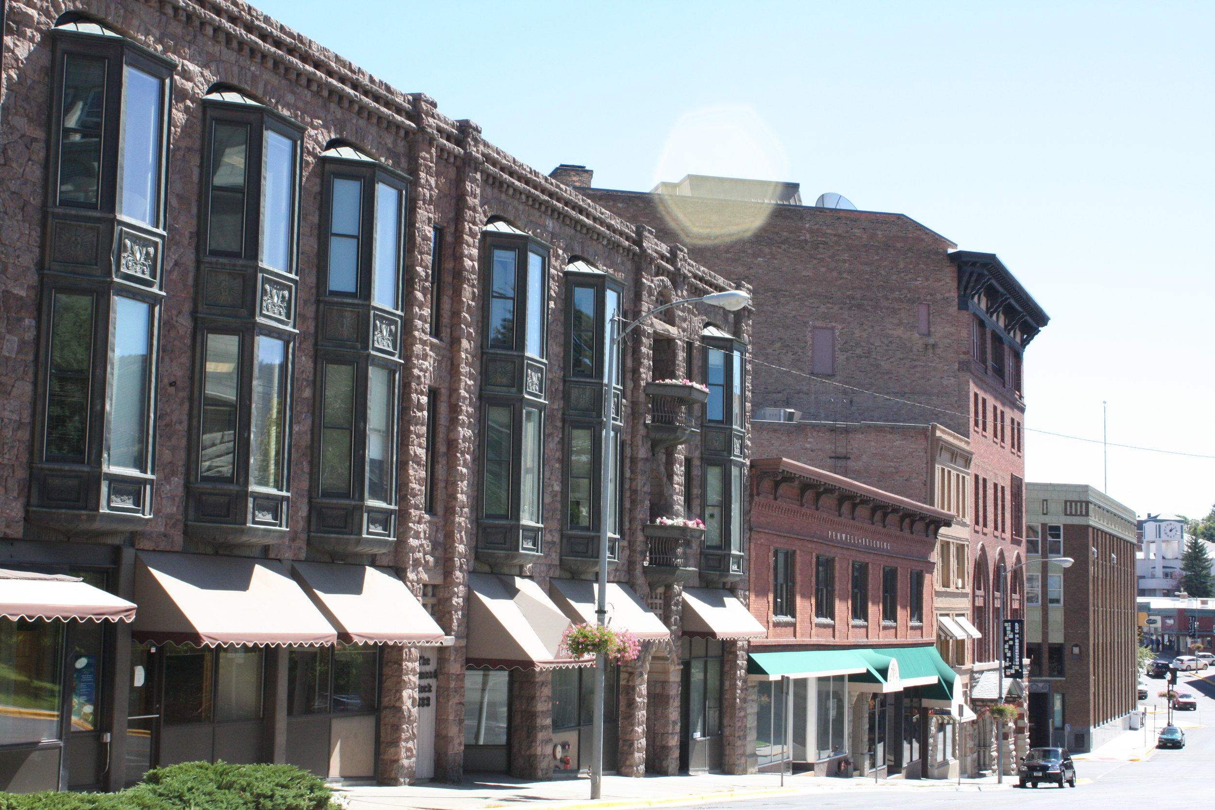 We've moved! It has been nearly a decade since the Montana Preservation Alliance first moved into Reeder's Alley and the time has come for a change of scenery.   Read more . . .