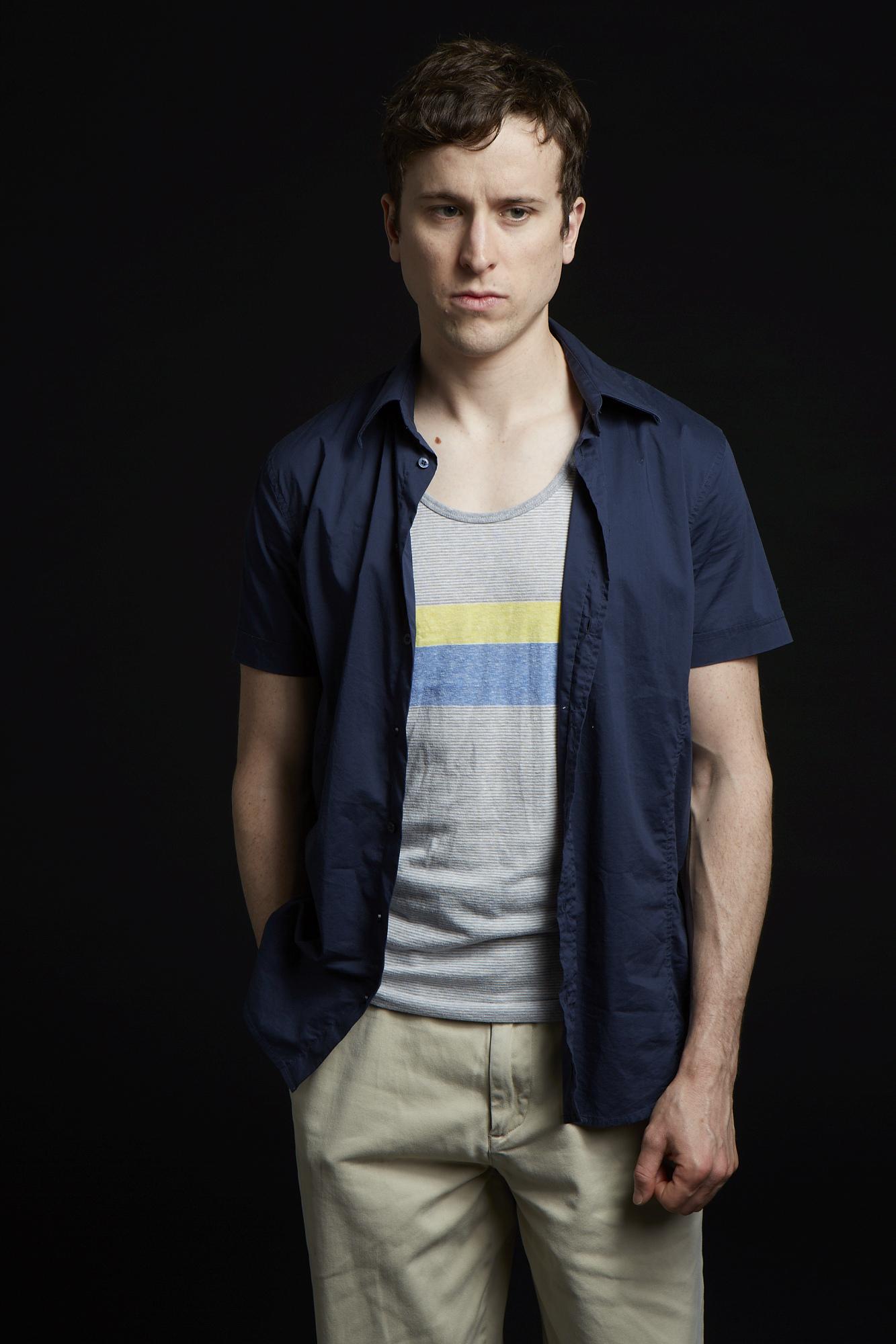 Stephen James Anthony as Ryan