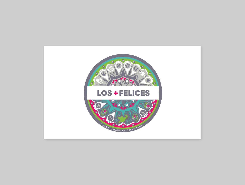 EL RETO: Lograr una imagen que se entienda como típica sin caer en lo trillado. Incorporar los elementos que hacen atractiva a CR en un solo logo: Mar, naturaleza, ecología, paz.  THE CHALLENGE: Design a logo that had a typical / artisan feel without the use of cliches. Convey Costa Rica's many attractions: Nature, peace, surf.