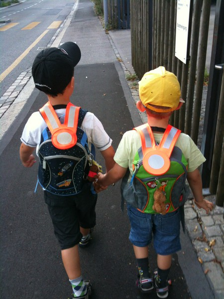 Kindergarten-Lightstripe