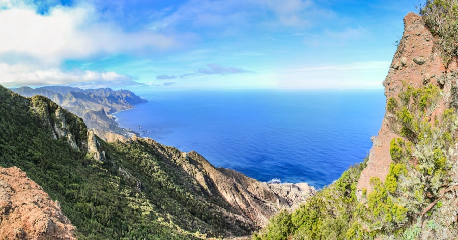 North coast of Tenerife