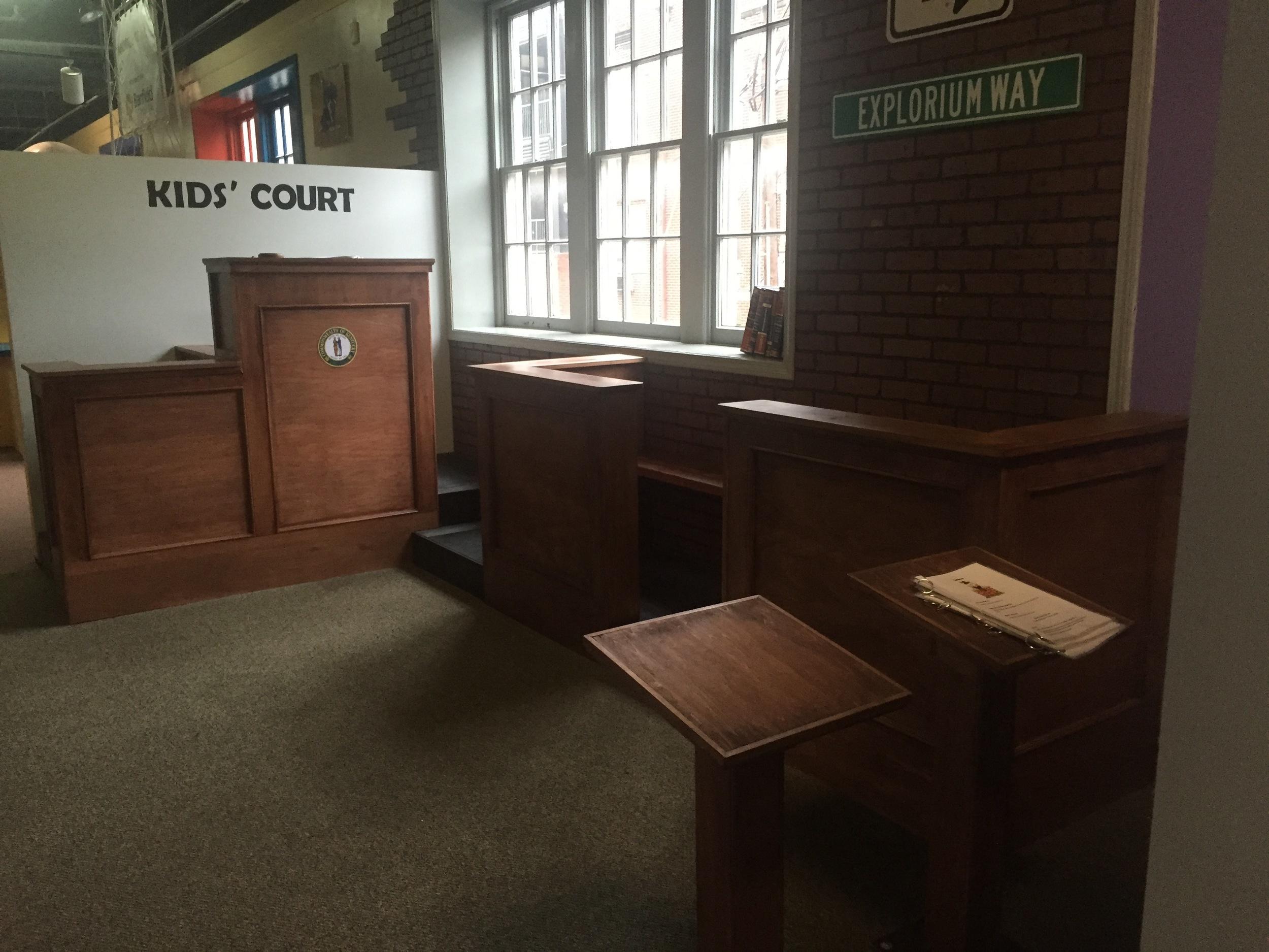 Kid's Court