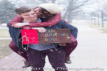 Thank goodness for  Jessica Drossin Photography 's Adobe Photoshop kits for the snow effect!!