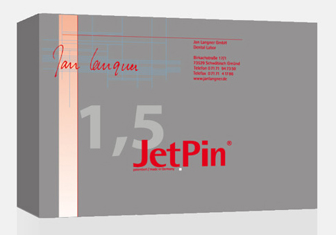 Jet Pin