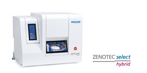 Zenotec Select Hybrid Mill