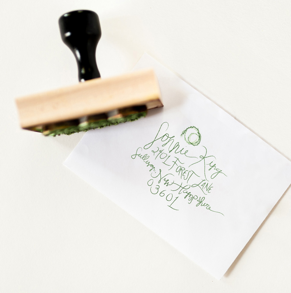 Styled Stamp