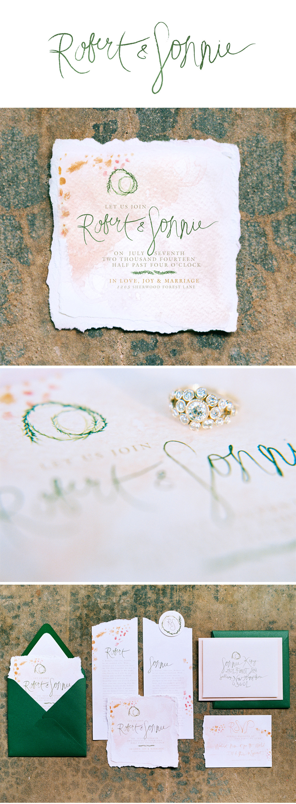 Styled Wedding Suite