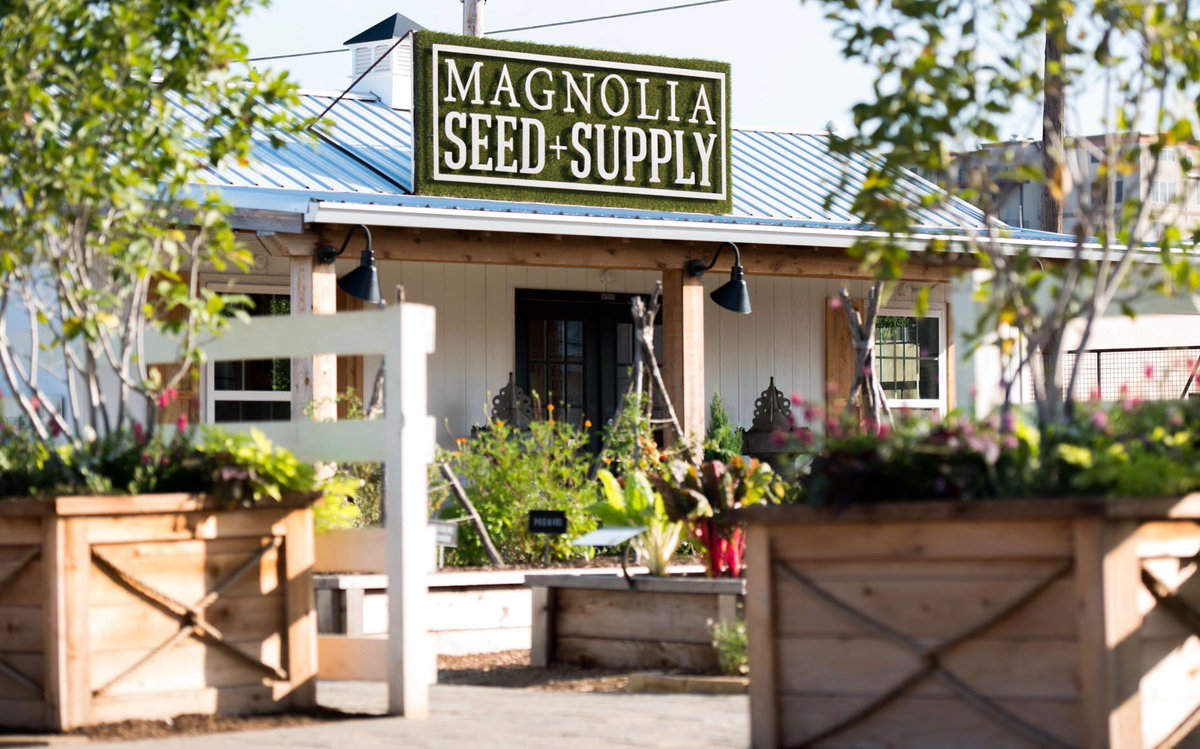 Photo Credit : Magnolia Market