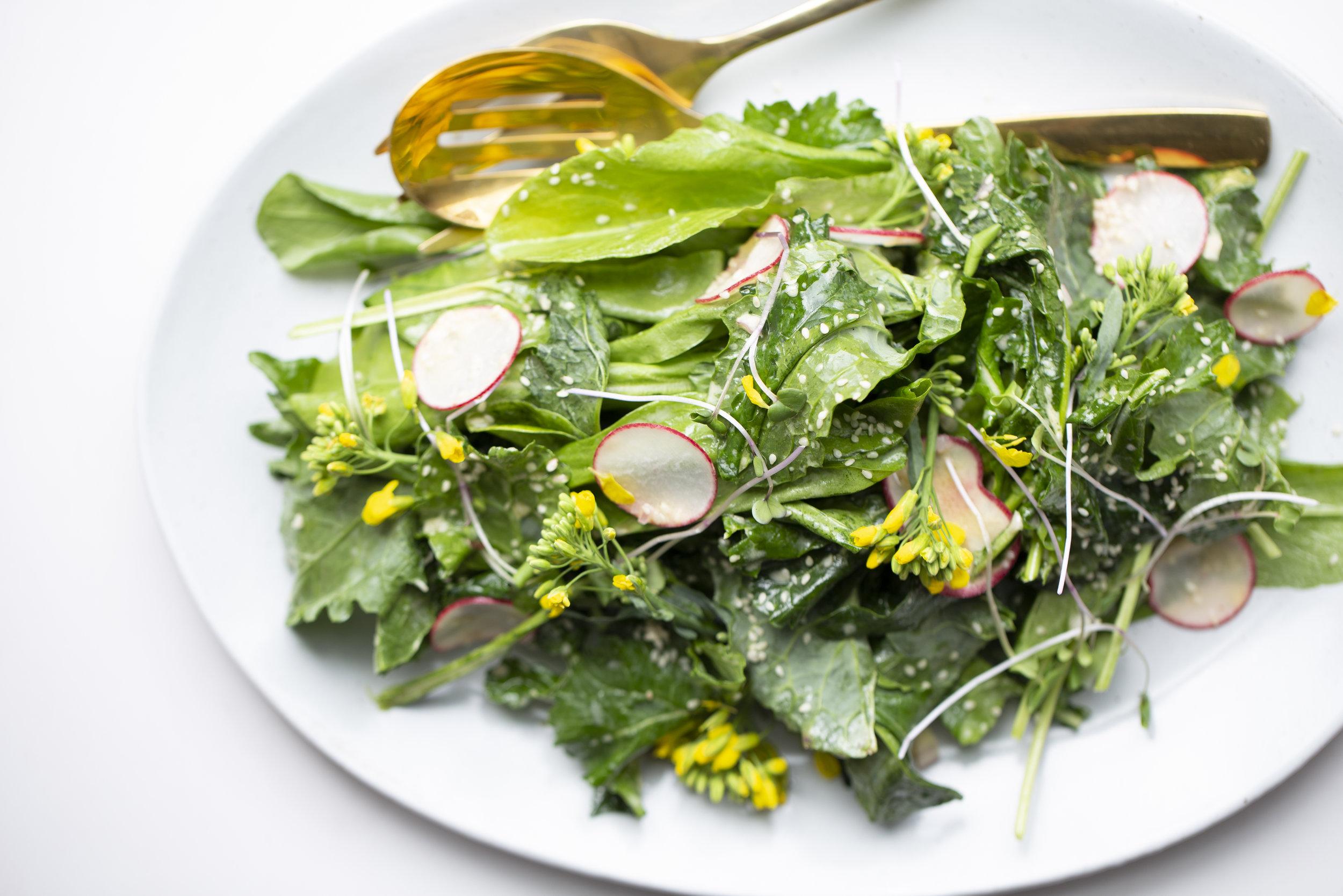 Spring Bitter Greens Salad.jpg