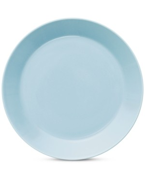 Iittala Teema Light Blue Salad Plate // $20   The plates in my picture are actually handmade somewhere in Charleston and I found them of all places, in a florist. These are the closest I've found that are mass distributed. There's something about the light blue that makes me feel fresh and light.