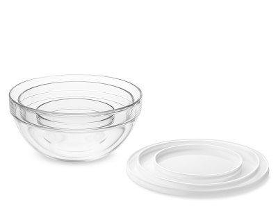 Glass Mixing Bowls // $40   Everyone should have these in their kitchen. You can probably find them for cheaper somewhere else but the most beautiful thing about William Sonoma that most people don't know is that if you bought something there and it breaks (even if years later and you have long thrown out the receipt), they'll take it back and give you a new one. Bloomingdales also does this. Fun fact, I worked at William Sonoma for a period of time…