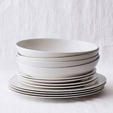 Symons Bone China Pasta Bowl // $19   I love The White Company, mostly because everything in this British-based story is… you guessed it, white. It's also incredibly affordable and reads way more expensive. Always a plus.
