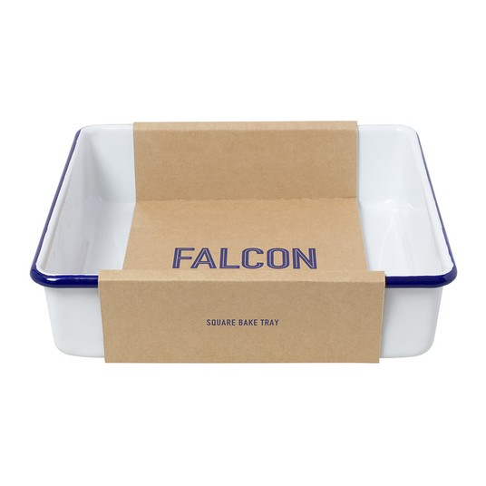 Falcon Baking Dish // $38   This isn't what I used for this recipe (you can use any old sheet tray) but I do love these Falcon dishes because they go from oven to table and look chic. They also make sheet trays.