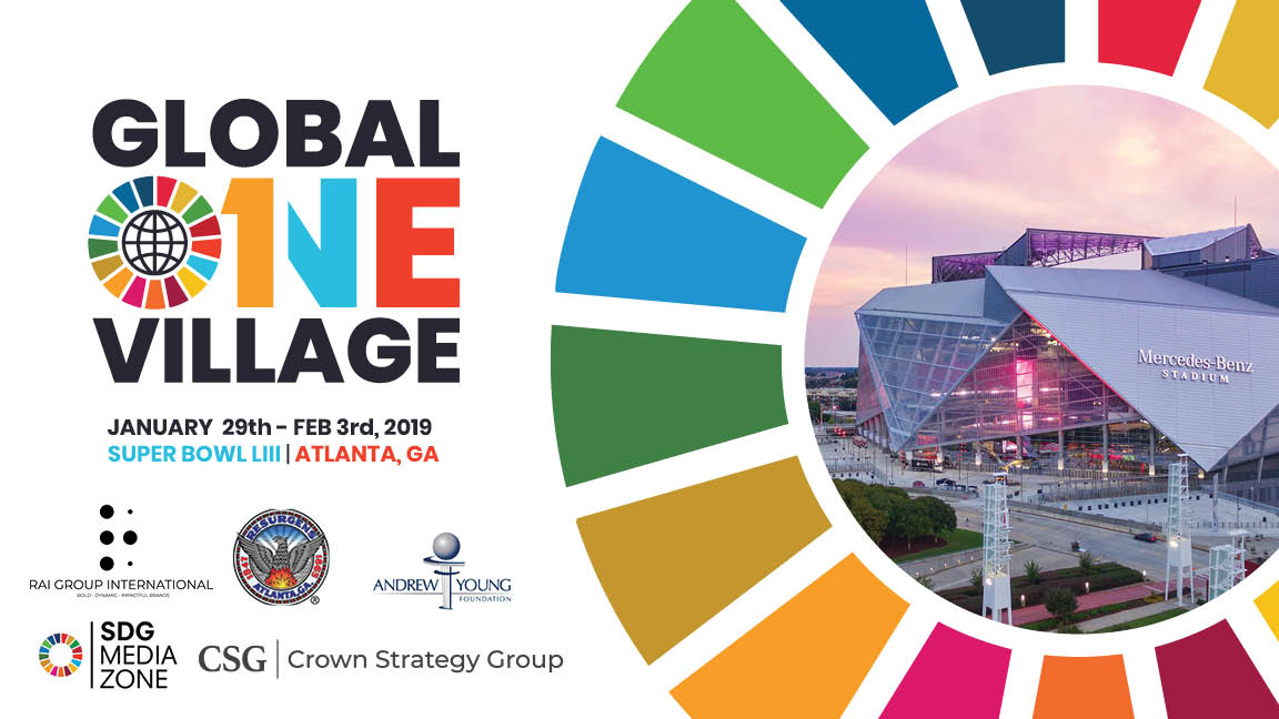 Global One Village is dedicated to driving awareness, engagement and innovative solutions for the United Nations Sustainable Development Goals (SDGs) and social impact goals.   Read More →