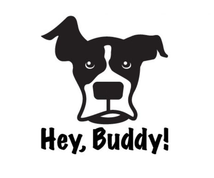 Hey, Buddy! logo