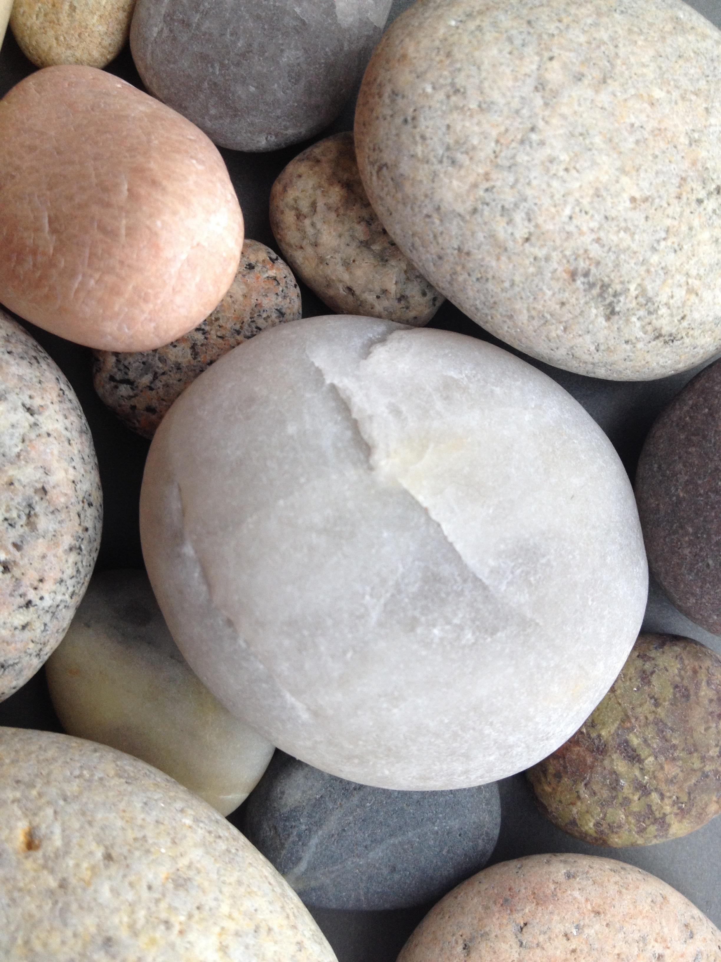 Beach Stones. One perspective of which I never tire.