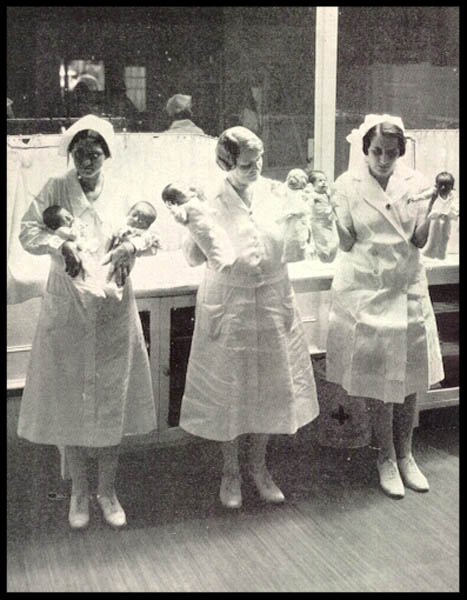 Coney Island Nurses and their Premie Charges. www.neonatology.org