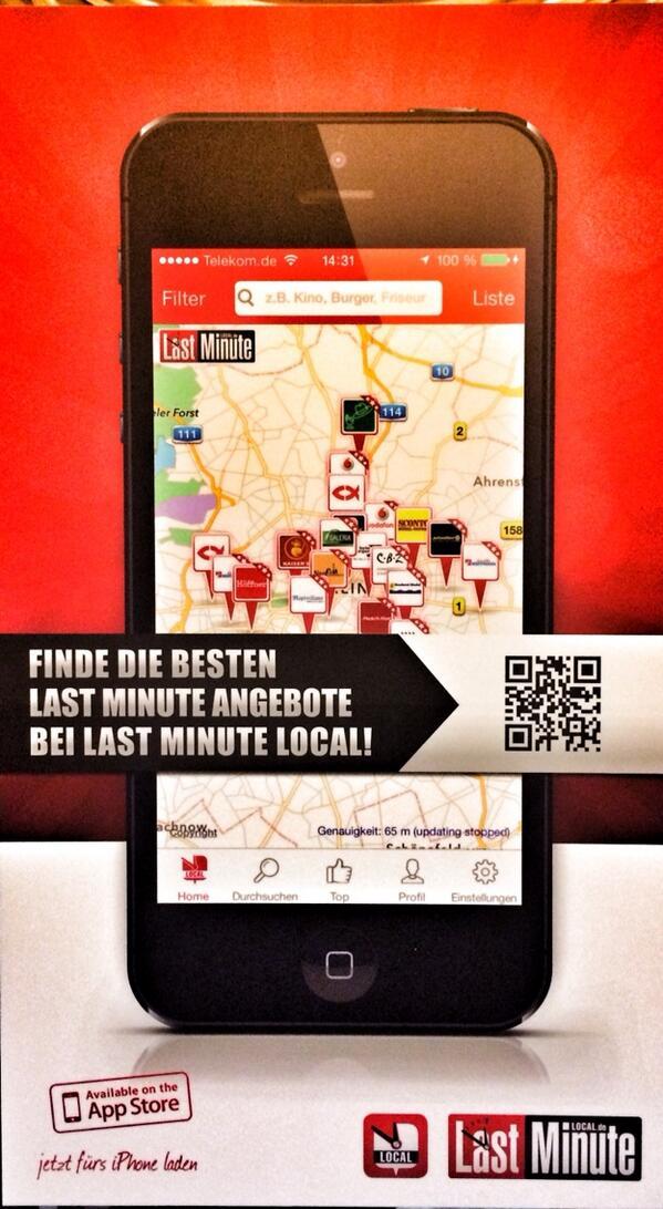 Last minute local screenshot