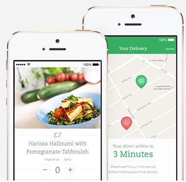 The EatFirst App