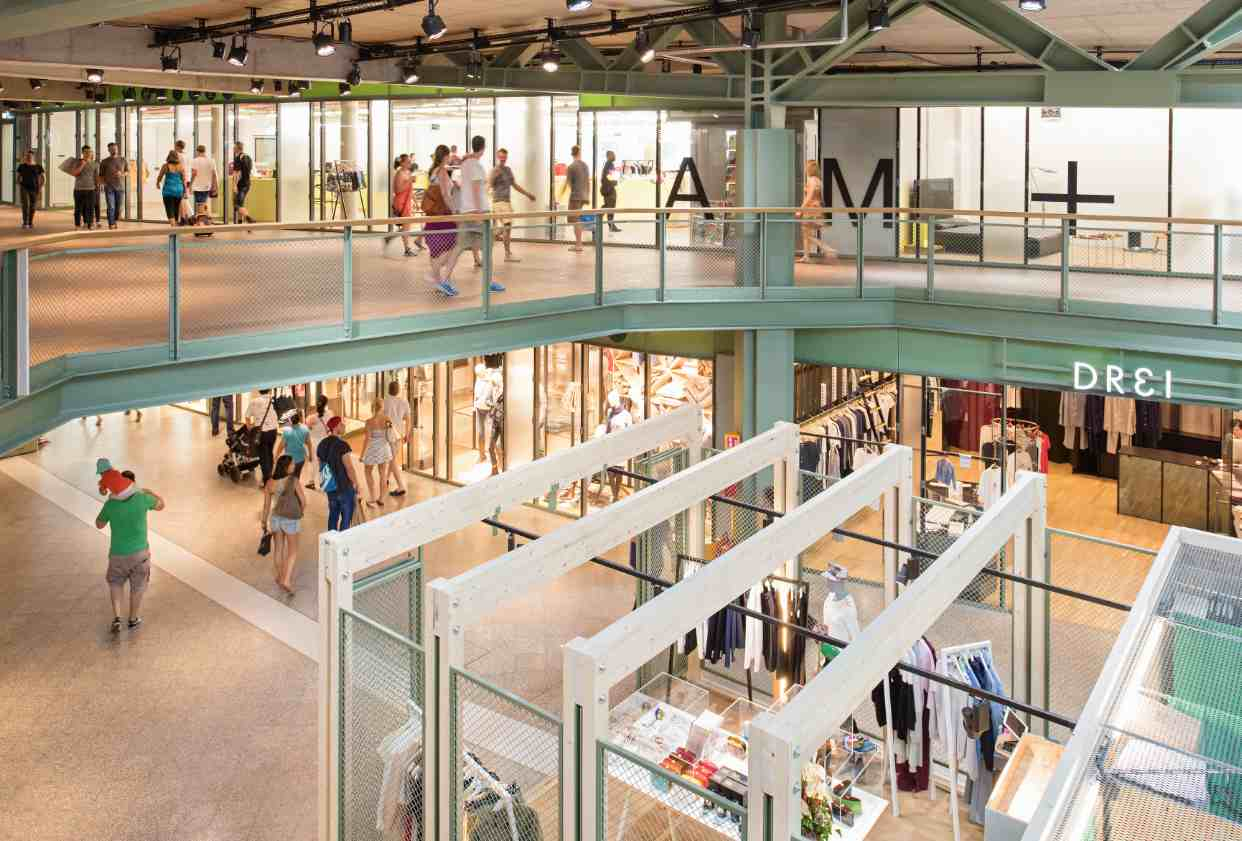 Bikini Berlin concept mall