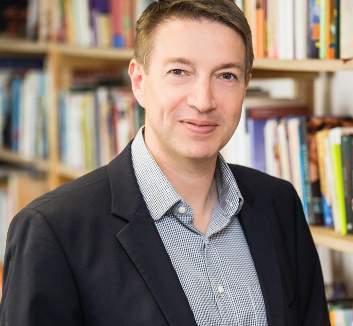 Momox CEO Heiner Kroke