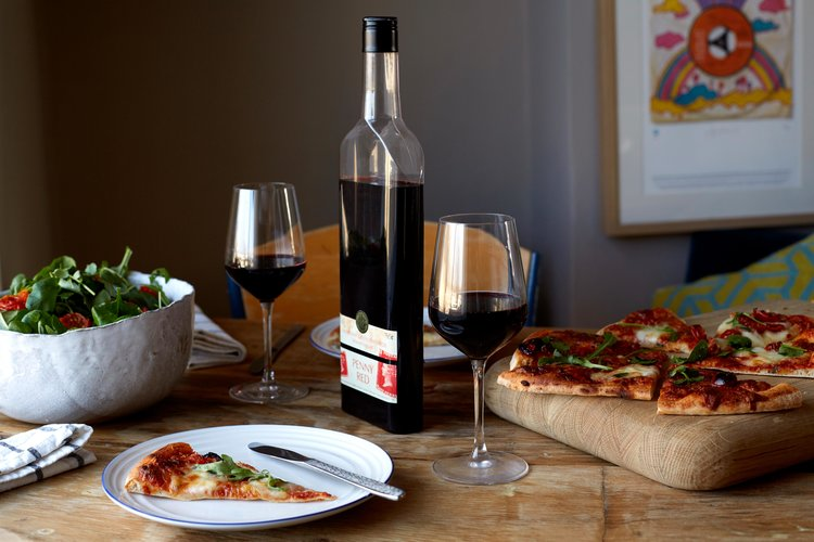 wine bottle and meal .jpg
