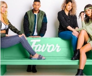 The Favor team