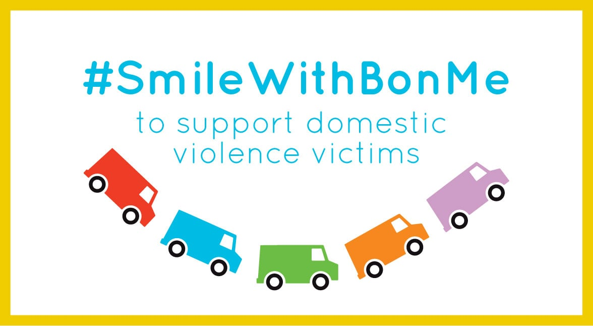 #SmileWithBonMe
