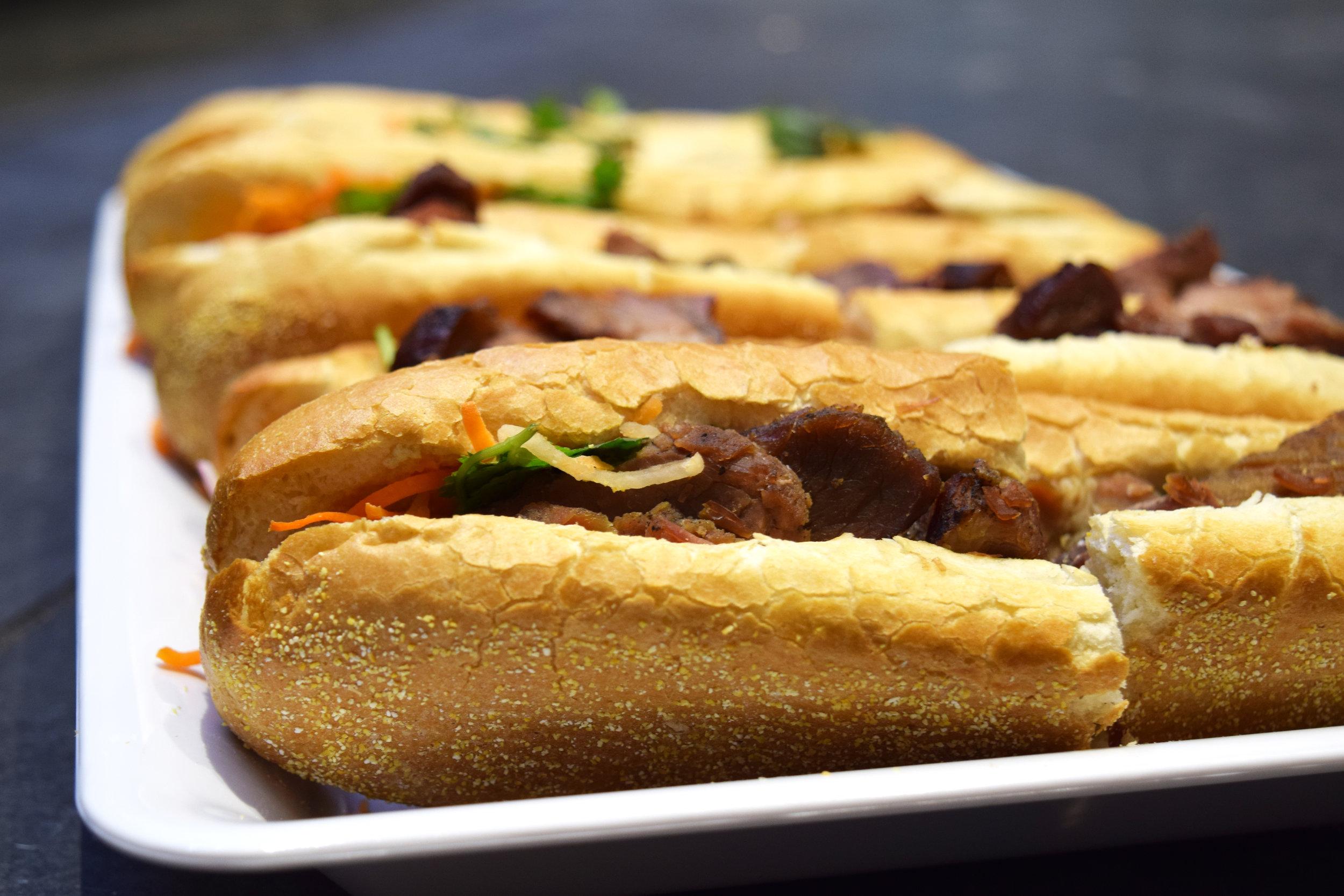 Our Signature Bon Me Sandwich
