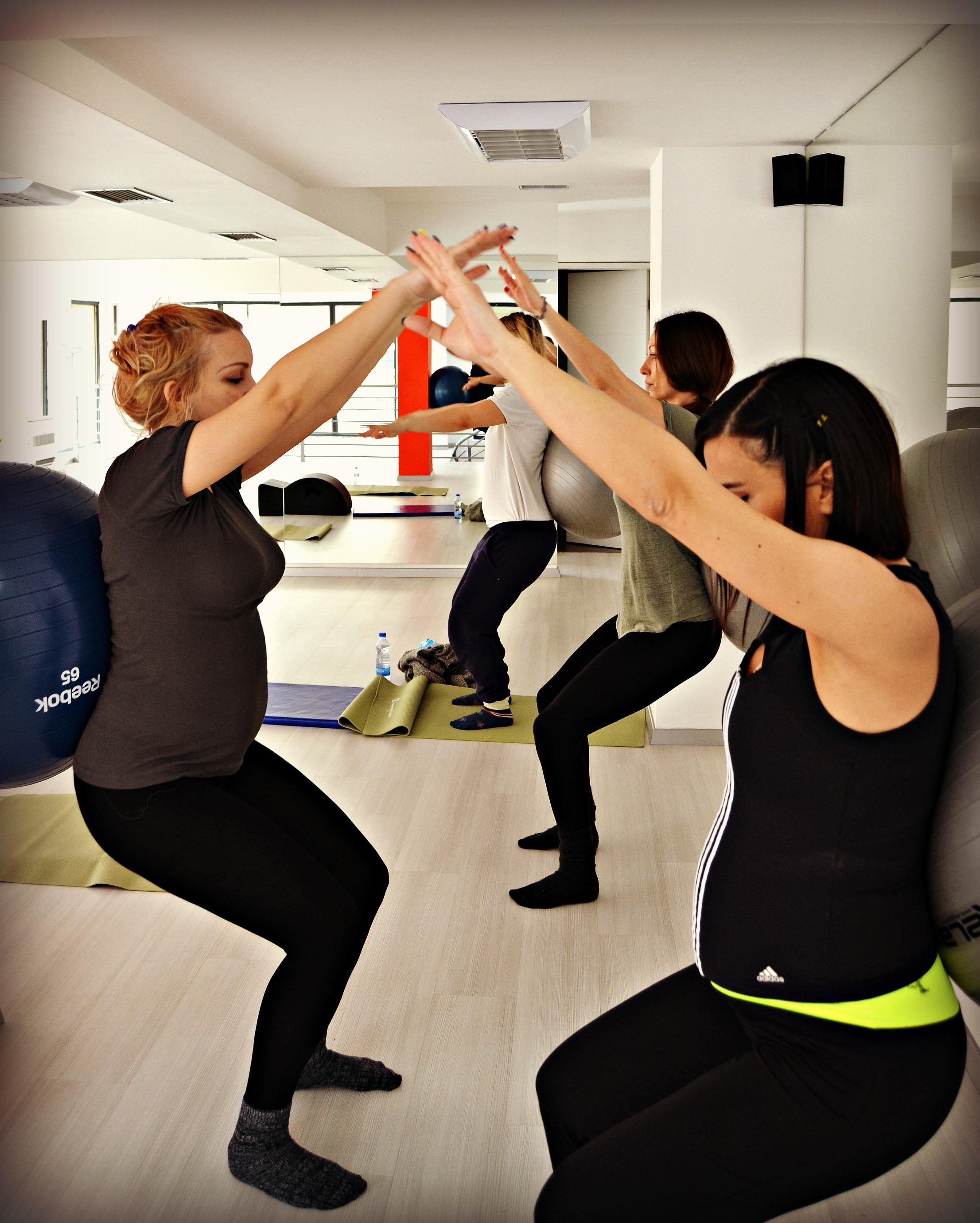 Feel Pilates studio Prenatal pilates, photo Katarina Kuljača