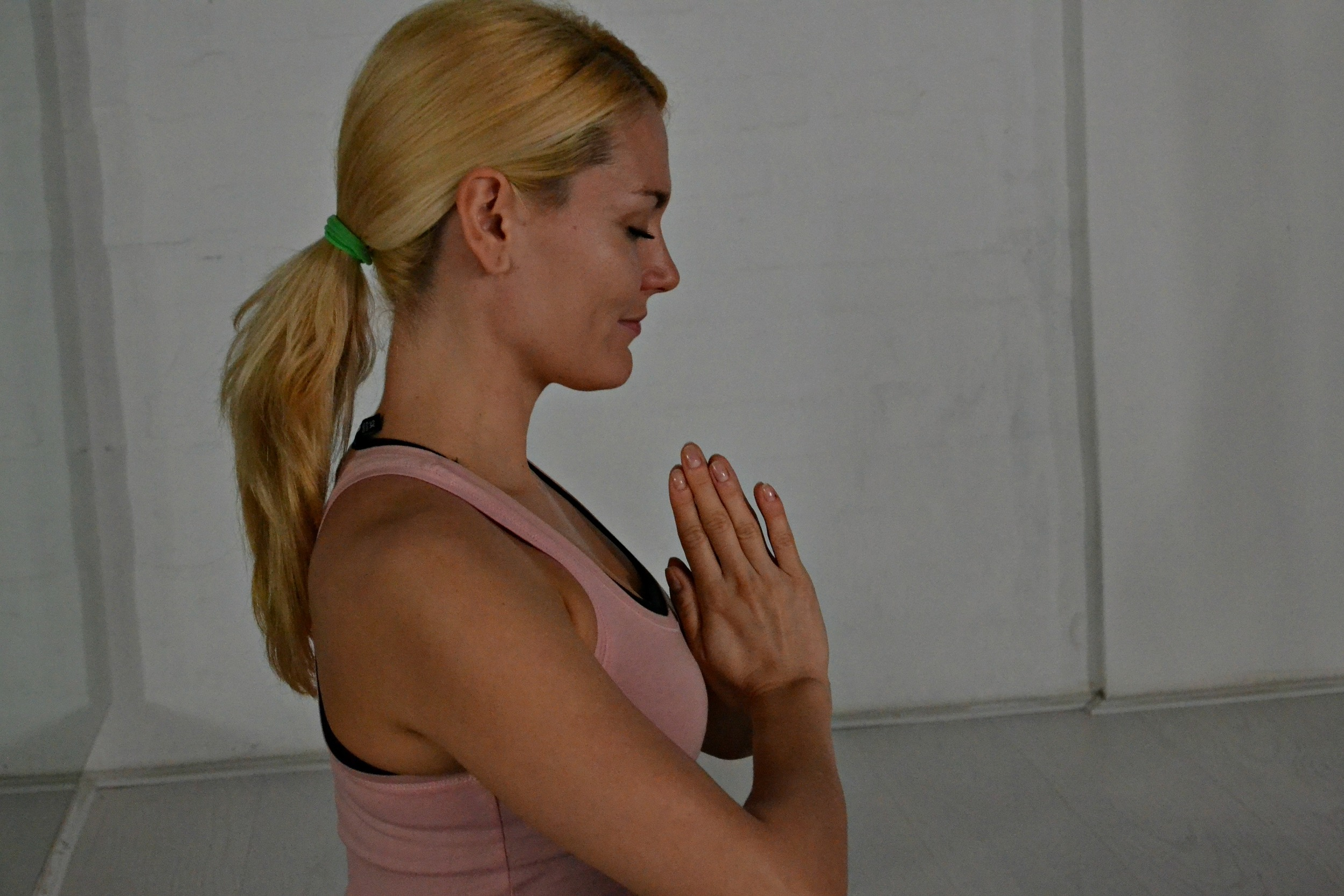 Borana yoga teacher!