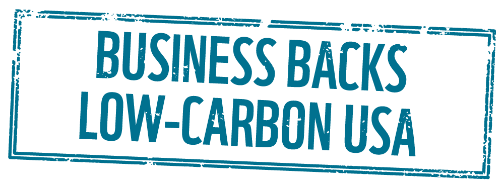 Business for Low-Carbon - Solar Concierge joins one thousand companies and investors in signing the Business Backs Low-Carbon USA statement in November 2016.