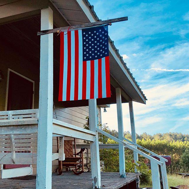 Happy Birthday America #americamyhome #thankful #bestcountryever #lovingfarmlife #treefarm