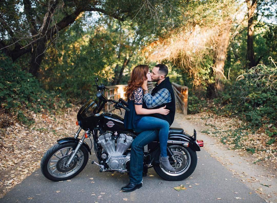 Engagement Photos, pre-accident.