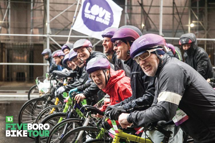 Td 5 Boro Bike Tour 2020 TD Five Boro Bike Tour — LoveYourBrain
