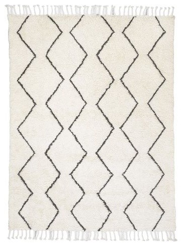 The Souk Wool Rug from West Elm.