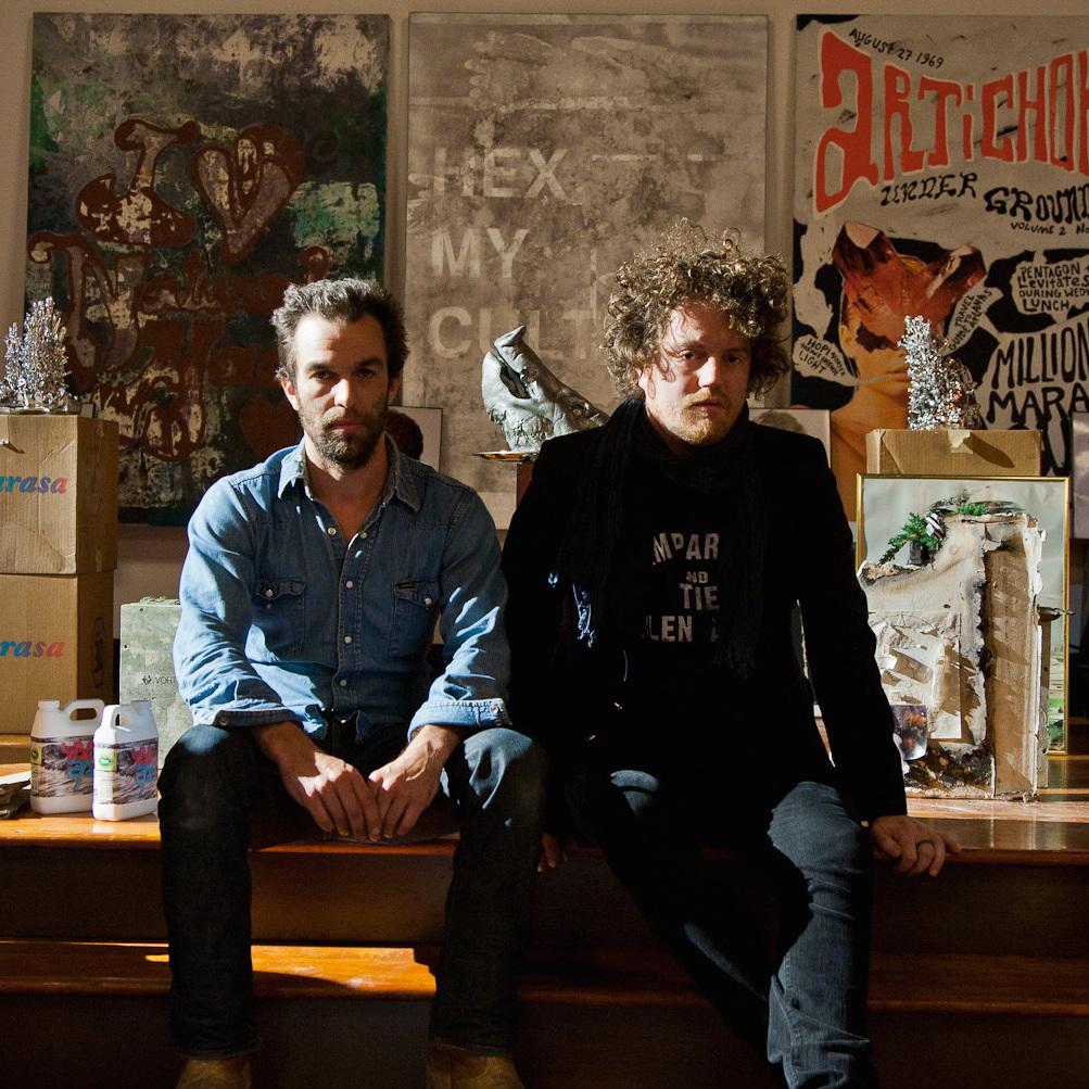 JUSTIN LOWE & JONAH FREEMAN