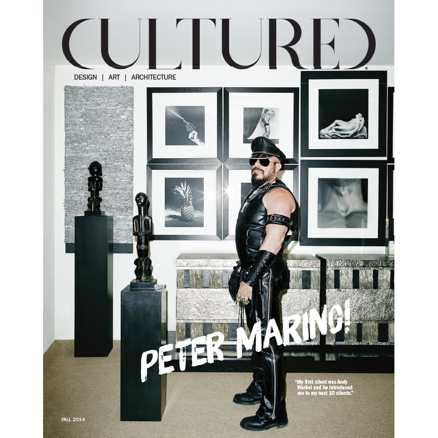 $12 OFF ONE YEAR SUBSCRIPTION TO CULTURED MAGAZINE! #GREYAREA