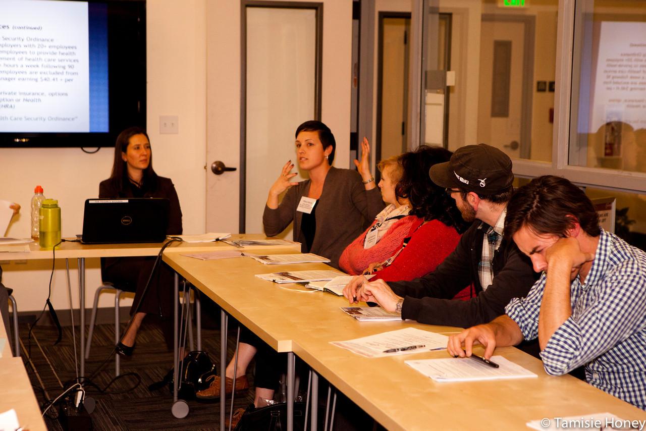 2012 Entrepreneur Insights Panel
