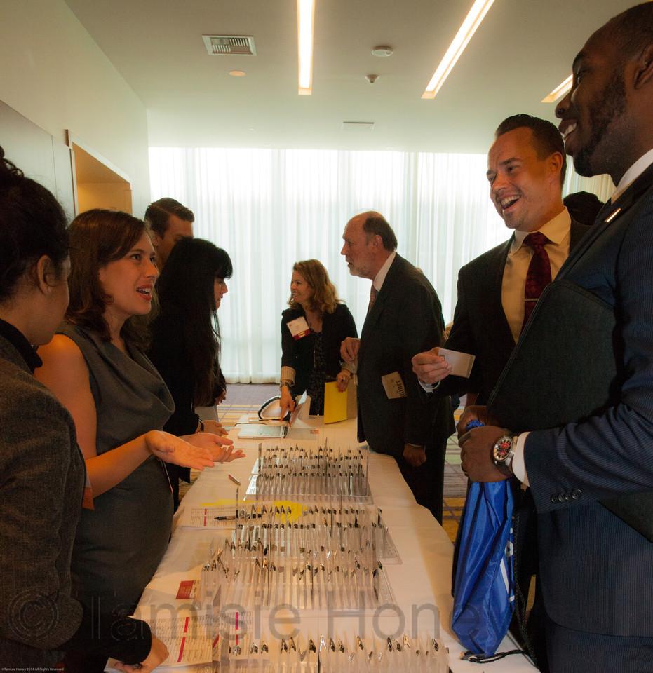 USF MBA volunteers