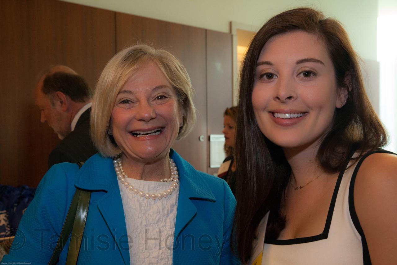 Barbara Morrison & Katie Nelson