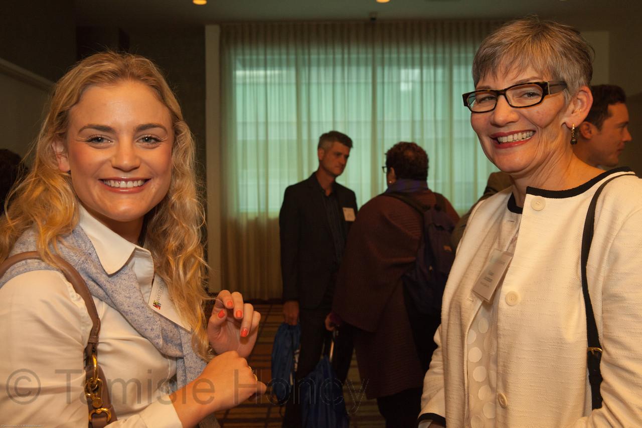 Anna O'Brien & Susan Jacobson