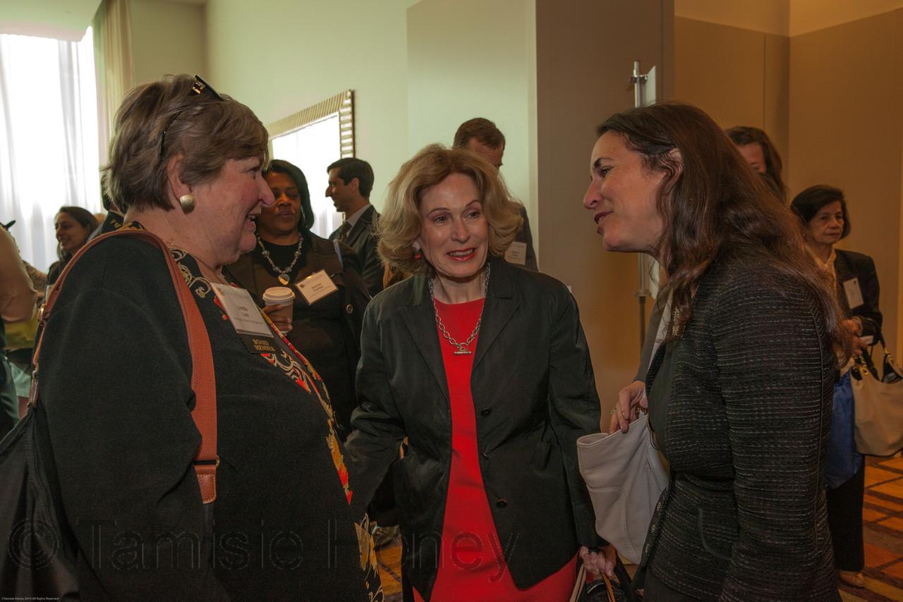 Linda Lee, Dottie Dutton & Karen Chuday