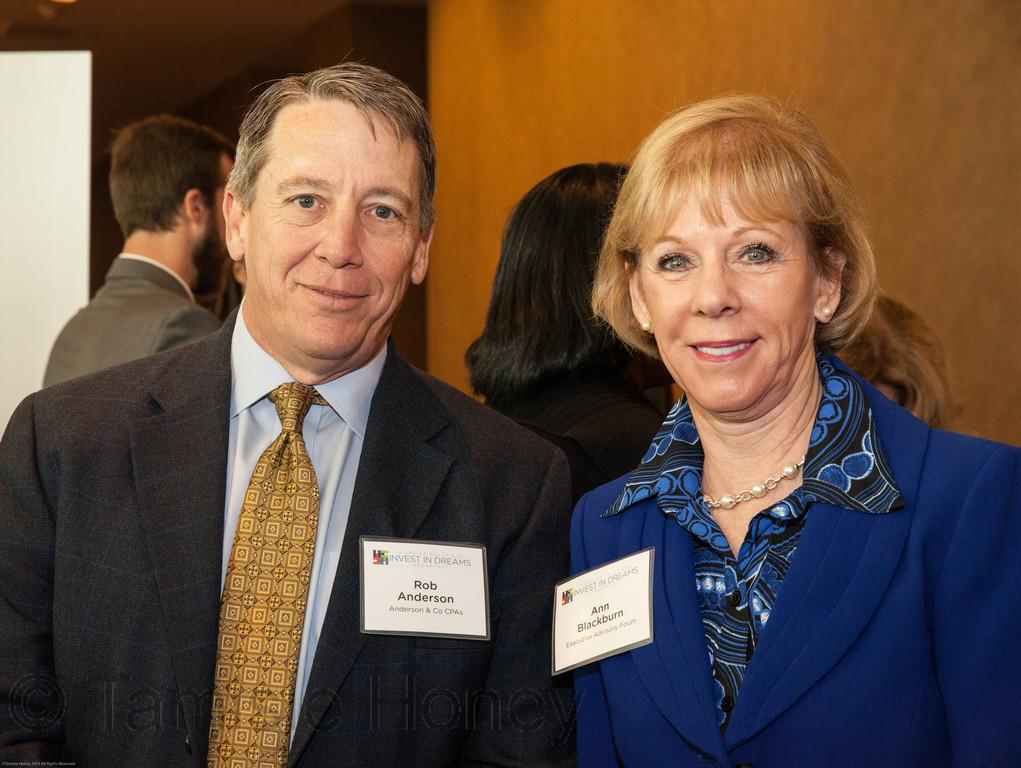Rob Anderson & Ann Blackburn