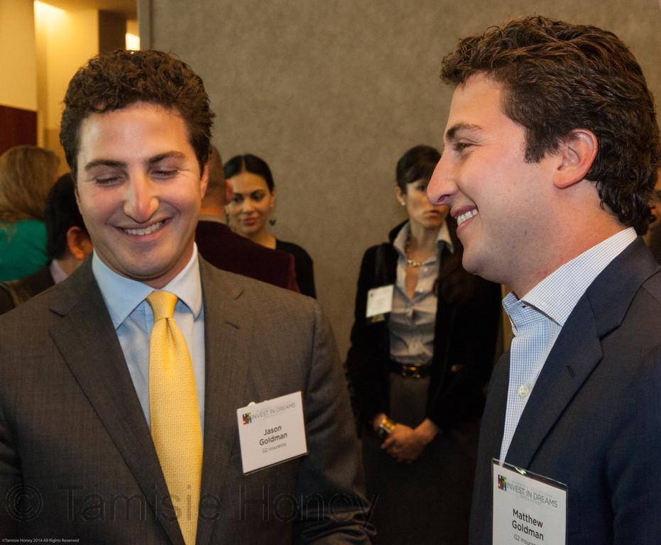 Jason Goldman & Matthew Goldman